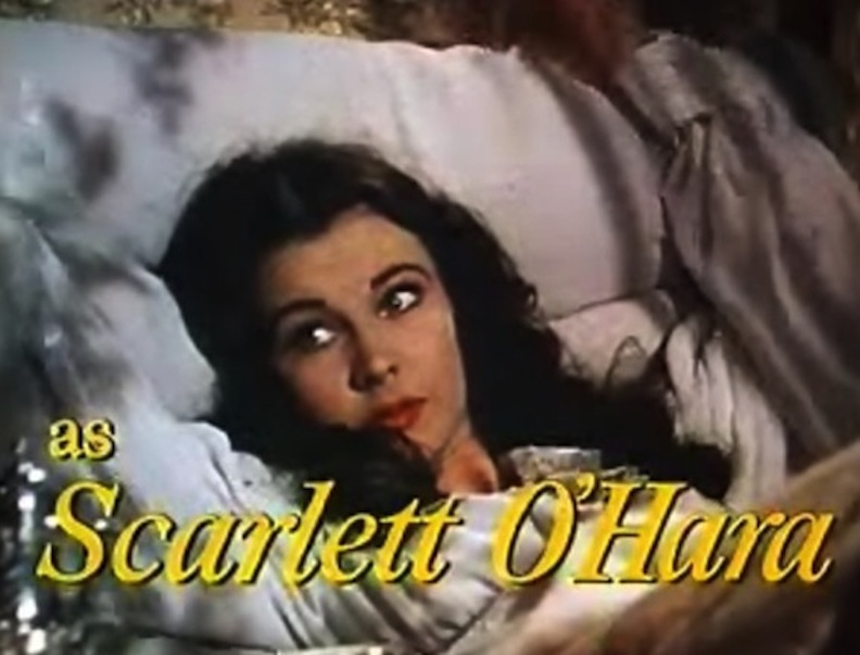 Scarlett O'Hara Vivien Leigh