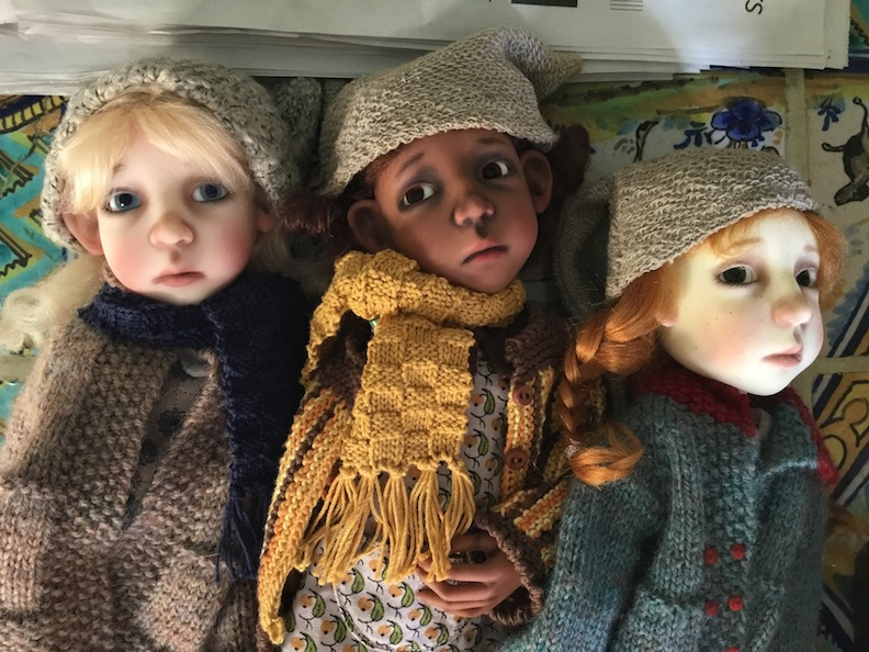 Marbled Halls trio
