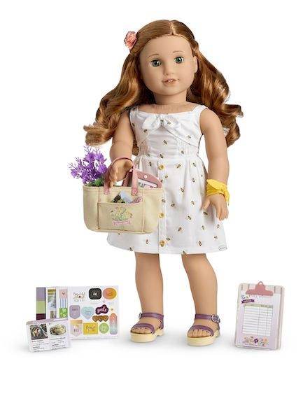 Girl of the Year doll and accessories