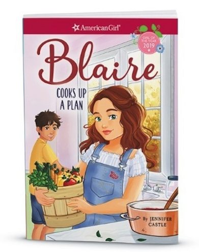 Blaire Book Girl of the year 2019