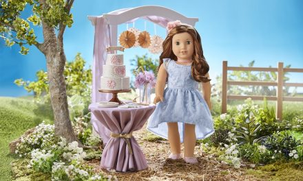 Social Connection: American Girl's 2019 Girl of the Year tackles technology