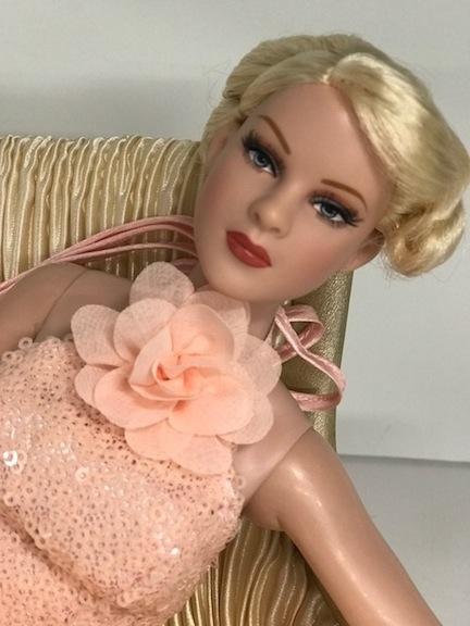Closeup of Nancy Ann Abbott
