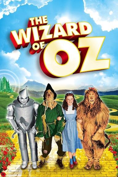 Wizard of Oz 1939 movie