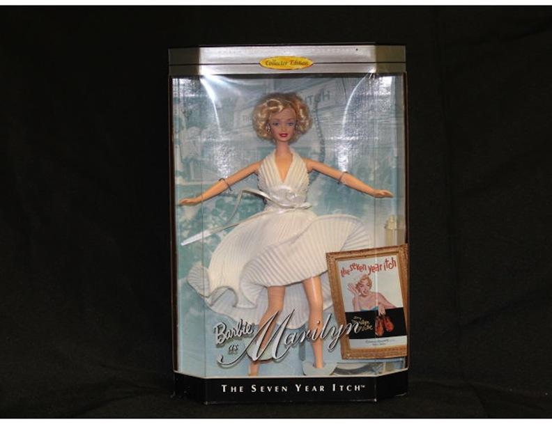 Barbie as Marilyn Monroe 2019 Rehab online auction