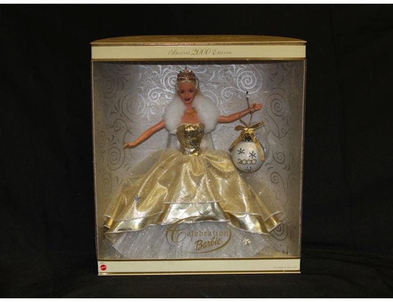Celebration Barbie 2000 Rehab 2019 online auction
