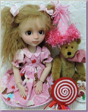 Judy Porter Dolls