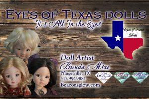 Eyes of Texas Dolls