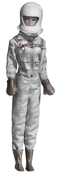 Astronaut Barbie 1965