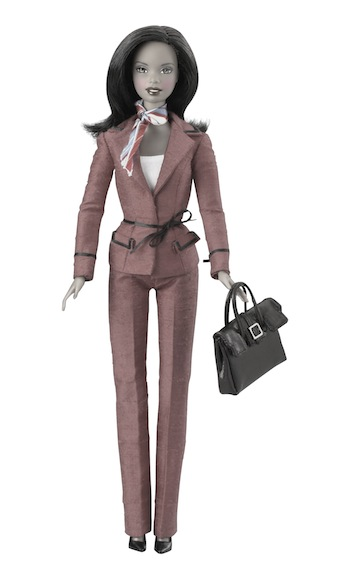 2004 Barbie Presidential Candidate
