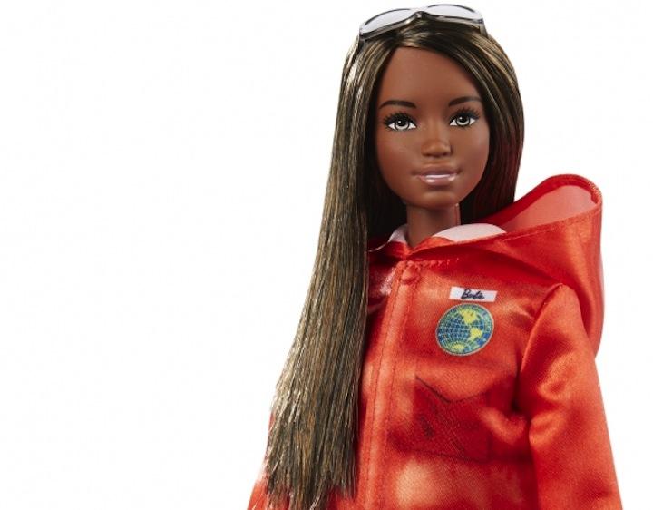 Barbie National Geo Dream Gap African American