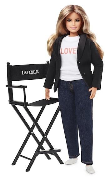 Lisa Azuelos Shero dolls for 2019