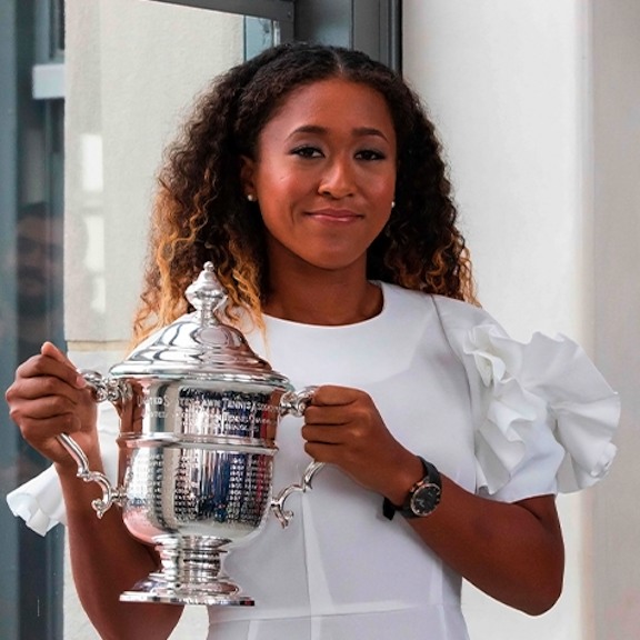 Naomi Osaka becomes 2019 Shero doll