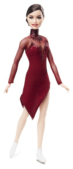 Shero 2019 doll of Tessa Virtue