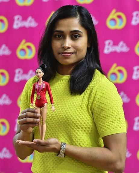 Dipa Karmakar 2019 Shero doll