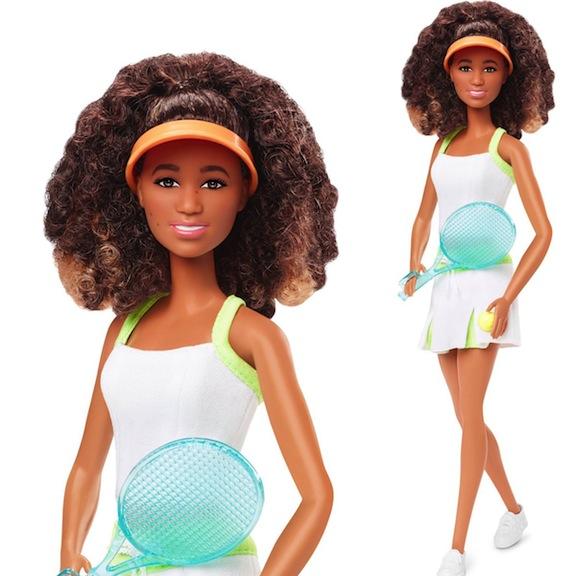 Naomi Osaka 2019 Shero doll