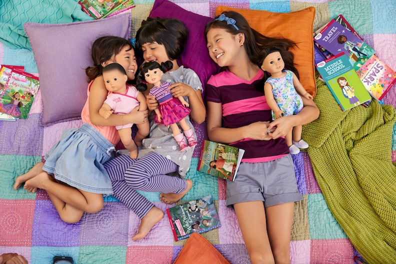 American Girl after-school activities