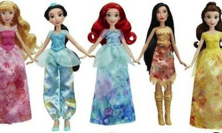 Sleeping Beauty Gets 'Woke': Hasbro Royal Shimmer dolls are progressive timeline