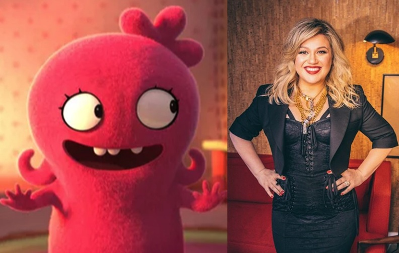 Side by side of Moxy and Kelly Clarkson