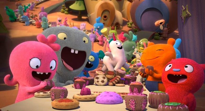 Uglyville UglyDolls movie