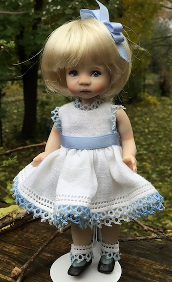 Booboo fair doll by April Norton