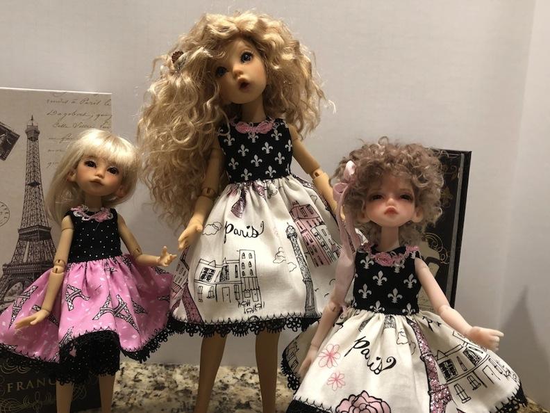 Winnie Tuppi Jemima clothing by Edith Schmidt