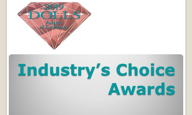 Dolls Awards of Excellence 2019 Industry's Choice Winners