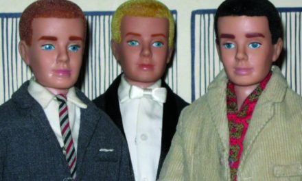 Ken: He's a Doll!