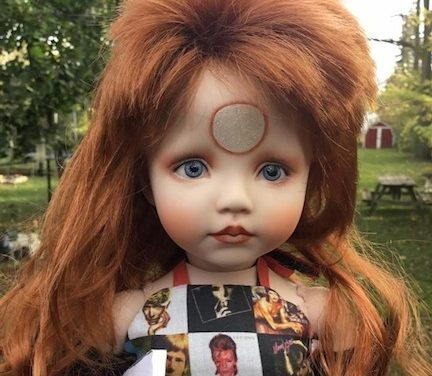 Paging Major Tom: David Bowie and His Doll Odyssey