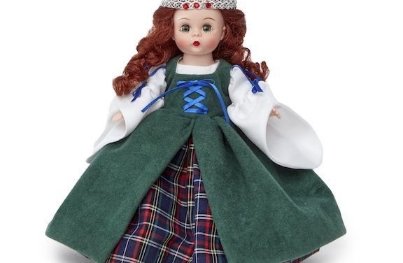 Playing Many Roles: Madame Alexander's Wendy is the Meryl Streep of doll collecting