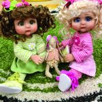 Portraits to Poppets: Judy Porter's dollmaking journey