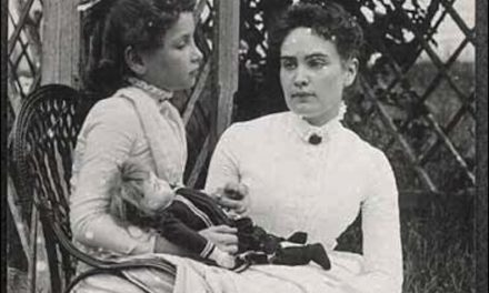Touched By Dolls: Learn Why Helen Keller and Dolls Are Linked