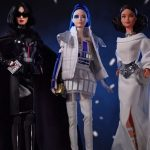 Star Wars Barbies Are Betting the Force Will Be with You