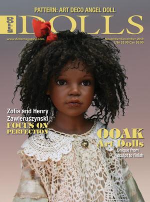 DOLLS magazine November/December 2019
