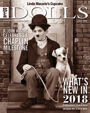 DOLLS magazine April 2018
