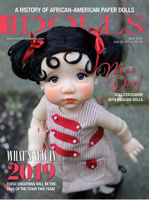 DOLLS magazine April 2019