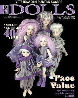 DOLLS magazine August/September 2019