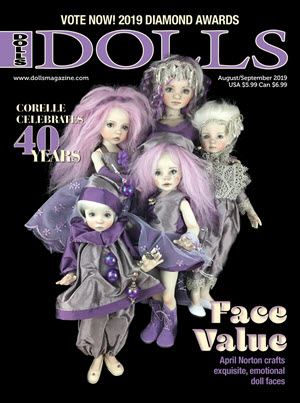 DOLLS magazine August/September 2019