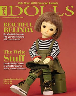 DOLLS magazine August/September 2018