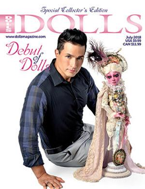 DOLLS magazine July 2018