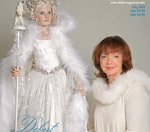 DOLLS magazine July 2019