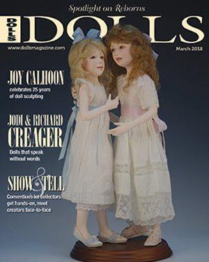 DOLLS magazine March 2018