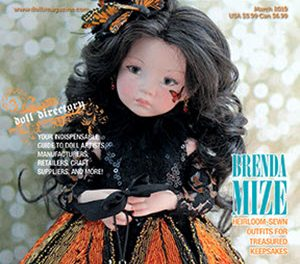 DOLLS magazine March 2019