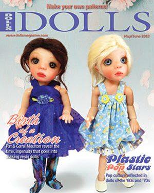 DOLLS magazine May/June 2018