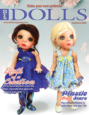 DOLLS magazine May/June 2018