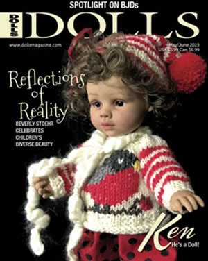 DOLLS magazine May/June 2019