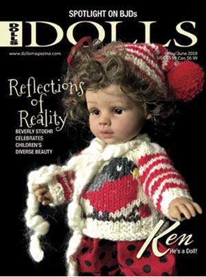 DOLLS magazine May/June 2019