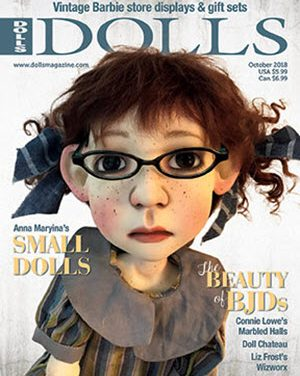 DOLLS magazine October 2018