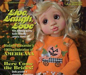 DOLLS magazine October 2019