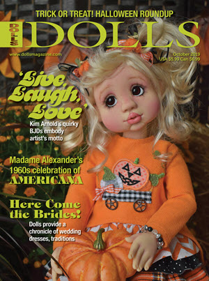 DOLLS magazine October 2019