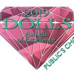 Dolls Awards of Excellence 2019 Public's Choice Winners